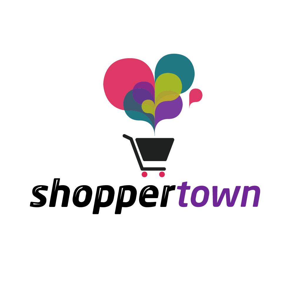 Shopper Town logo